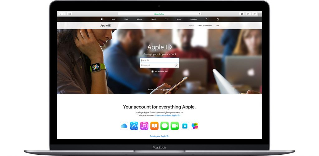 Website Apple