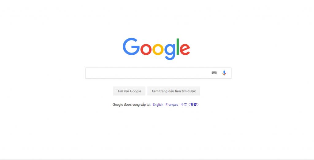Ông lớn của thế giới Google