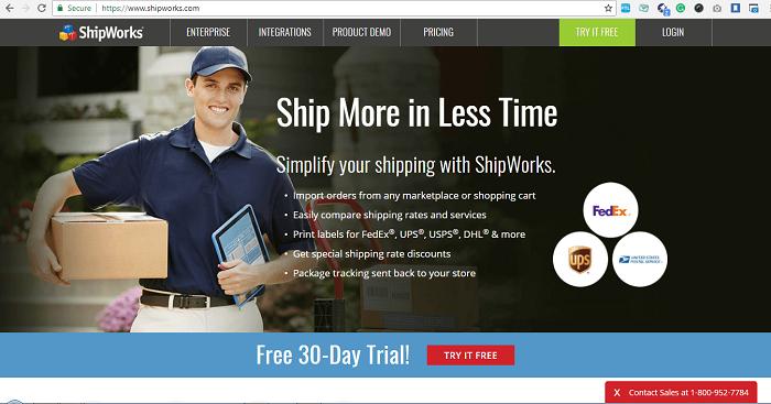 ShipWorks là một magento extensions giúp vận chuyển đơn đặt hàng tiện lợi