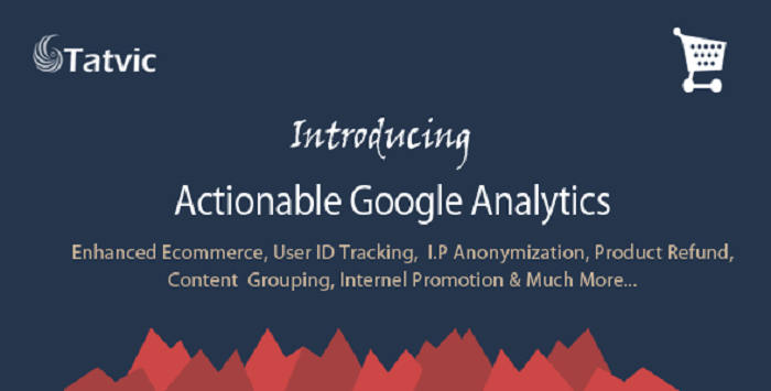 Actionable Google Analytics Magento Extensions