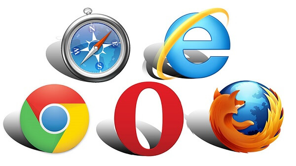 Những browser phổ biến hiện nay