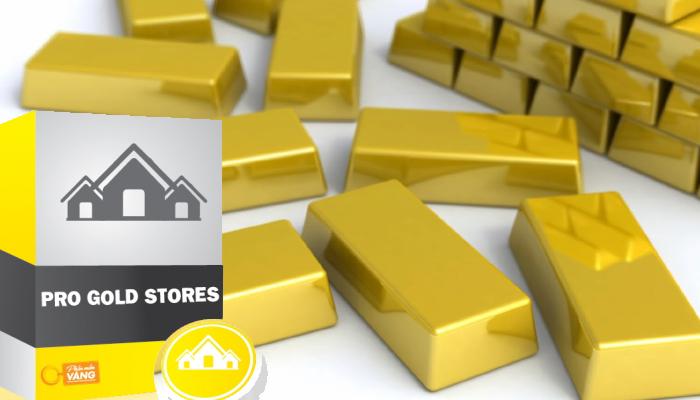 Phần Mềm quản lý tiệm vàng - Pro Gold Stores