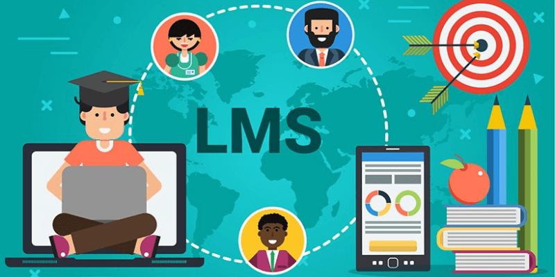 phần mềm lms